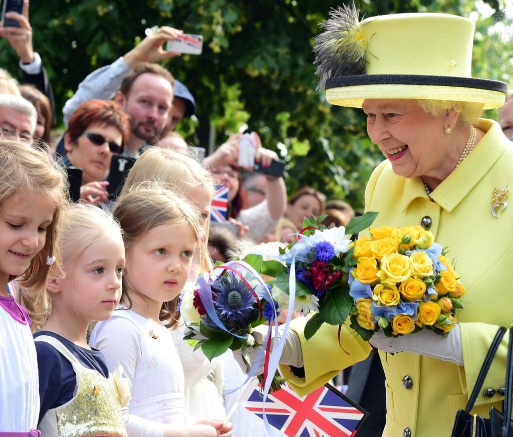 Queen Elizabeth II Net Worth: $550 Million