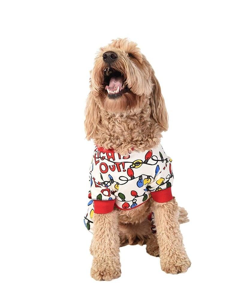 Cute Human and Pet Matching Pajamas