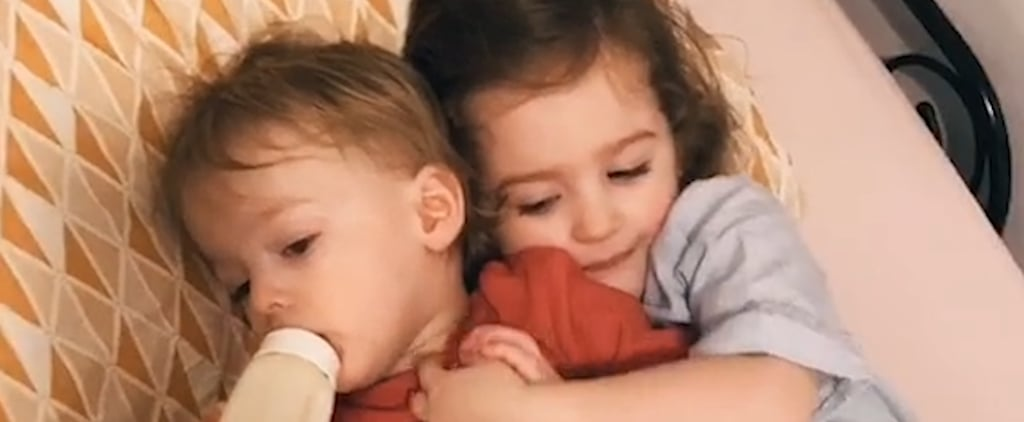 Video of Adorable Toddler Siblings | I Kid You Not