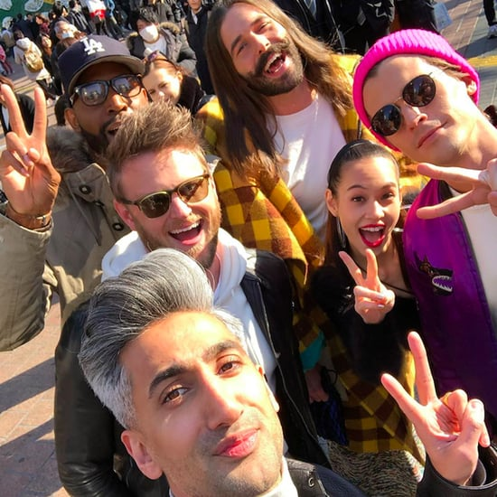 Who Is Queer Eye: We're in Japan! Guide Kiko Mizuhara?