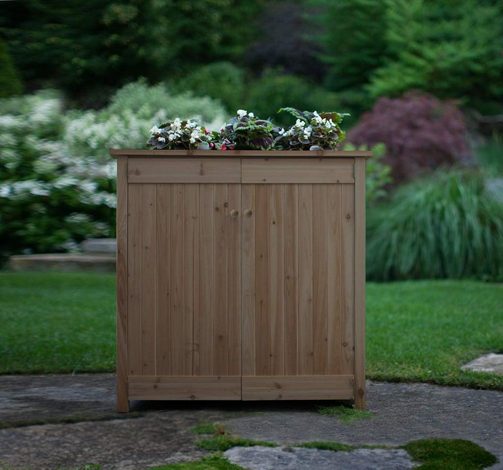 Ergogarden Deck Box and Elevated Planter