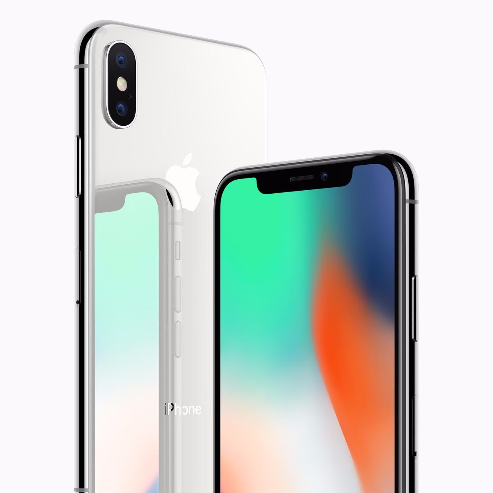 El iPhone X está de moda