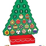 Buy: Melissa & Doug Wooden Advent Calendar