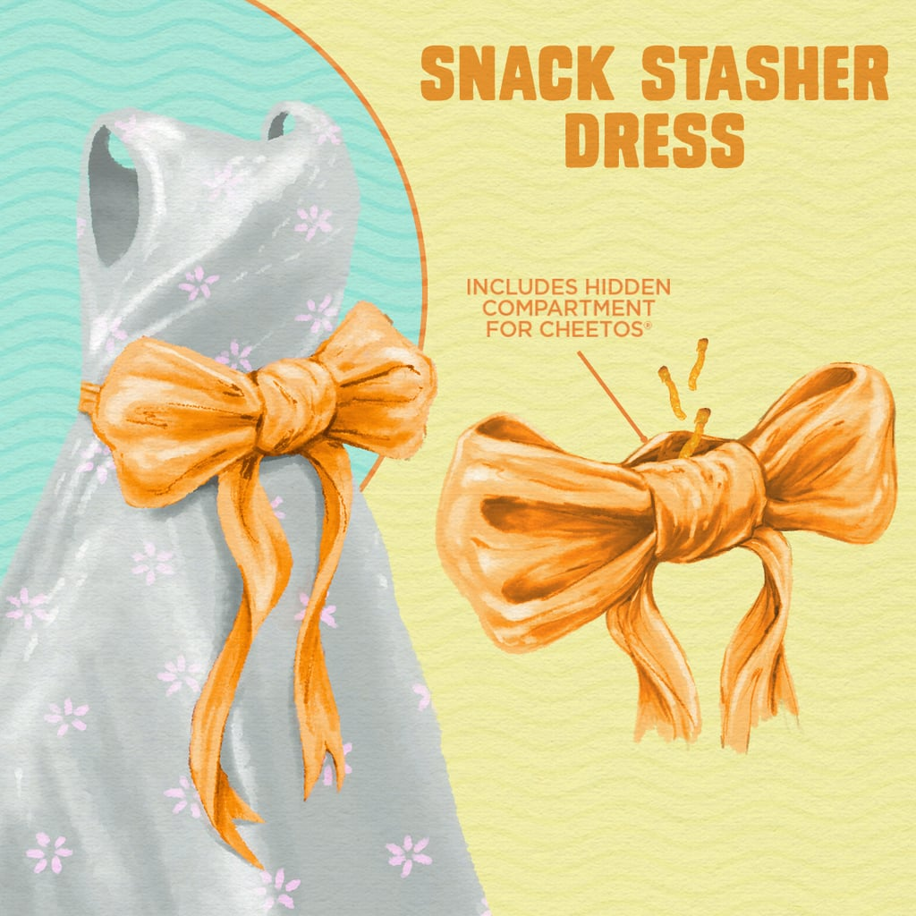 Snack Stasher Dress