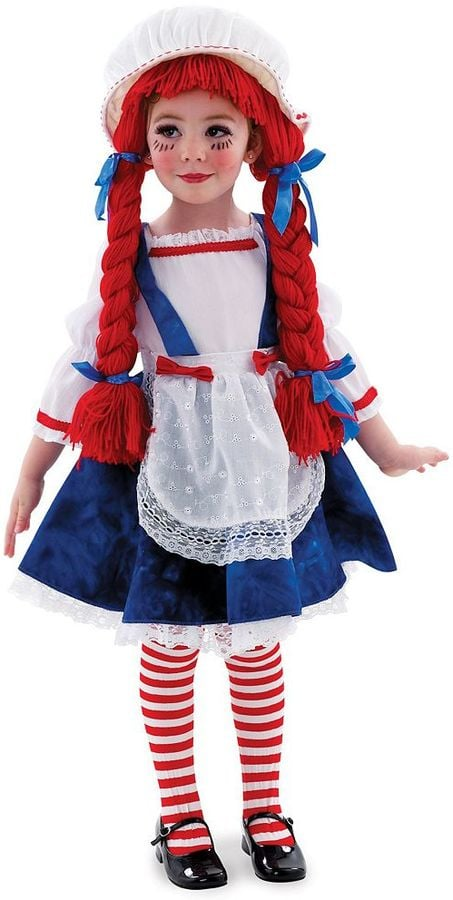 Yarn Babies Rag Doll Costume