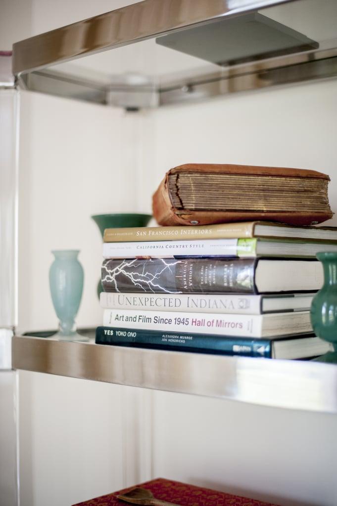 Use Books As Decor Design Hacks From SF Designer Showcase House Custom Designer Books Decor