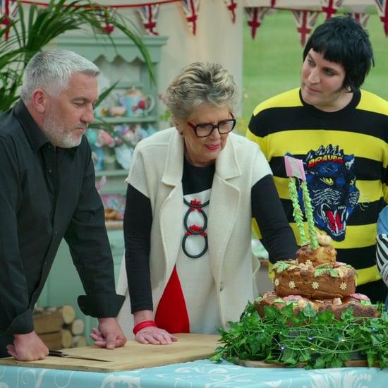 The Great Celebrity Bake Off 2020 Contestants