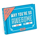 Fillable Book of Awesomeness