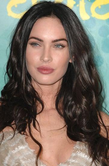 Megan Fox's Teen Choice Awards Hair
