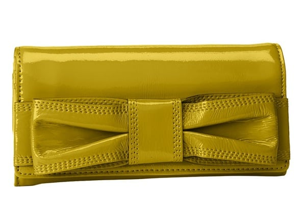 This Kate Spade New York Bow Wallet ($75, originally $195) has darling written all over it.