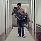 When Christian Carries Ana Down the Hall