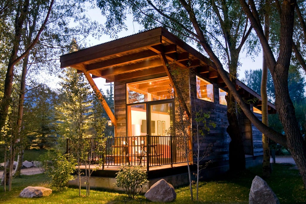 photos of tiny houses popsugar home