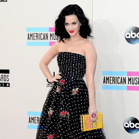 Katy Perry Dress at American Music Awards 2013