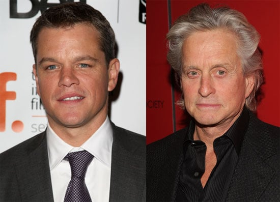 Michael Douglas to Play Liberace, Matt Damon to Play His Lover in New Steven Soderbergh Movie