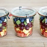 Individual Fruit Salads