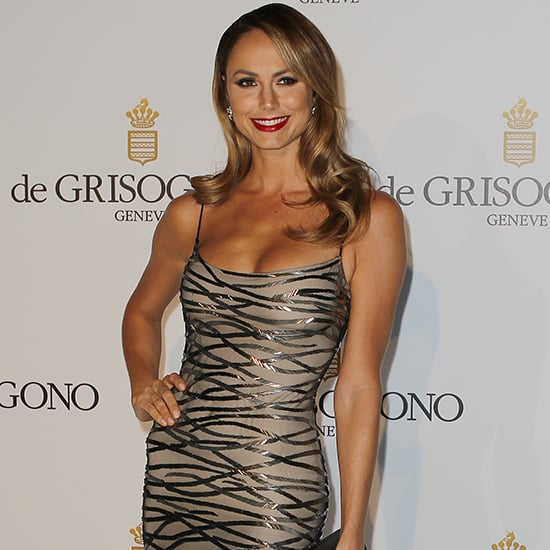 Full-Body Stacy Keibler Workout