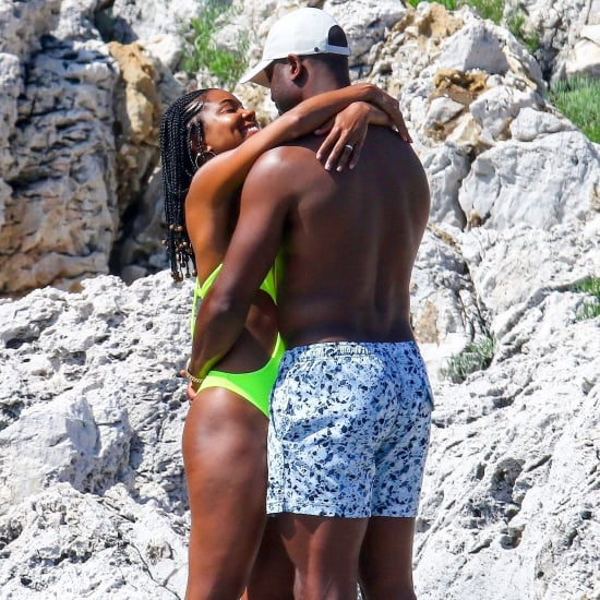 Gabrielle Union and Dwyane Wade in France May 2018