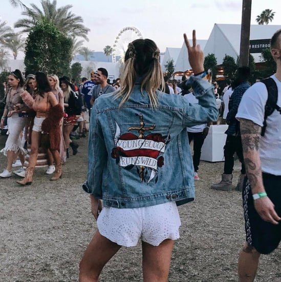 Australian Celebrities and Models at Coachella 2017