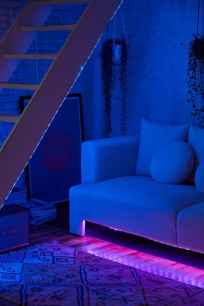 Brilliant Ideas Sound-Reactive Strip Light