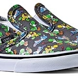 Vans Classic Slip-On Yoshi Multi-Print Trainers
