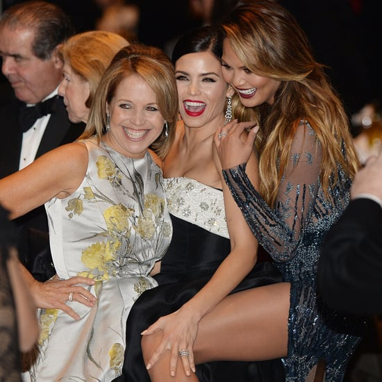 Celebrities at the White House Correspondents' Dinner 2015