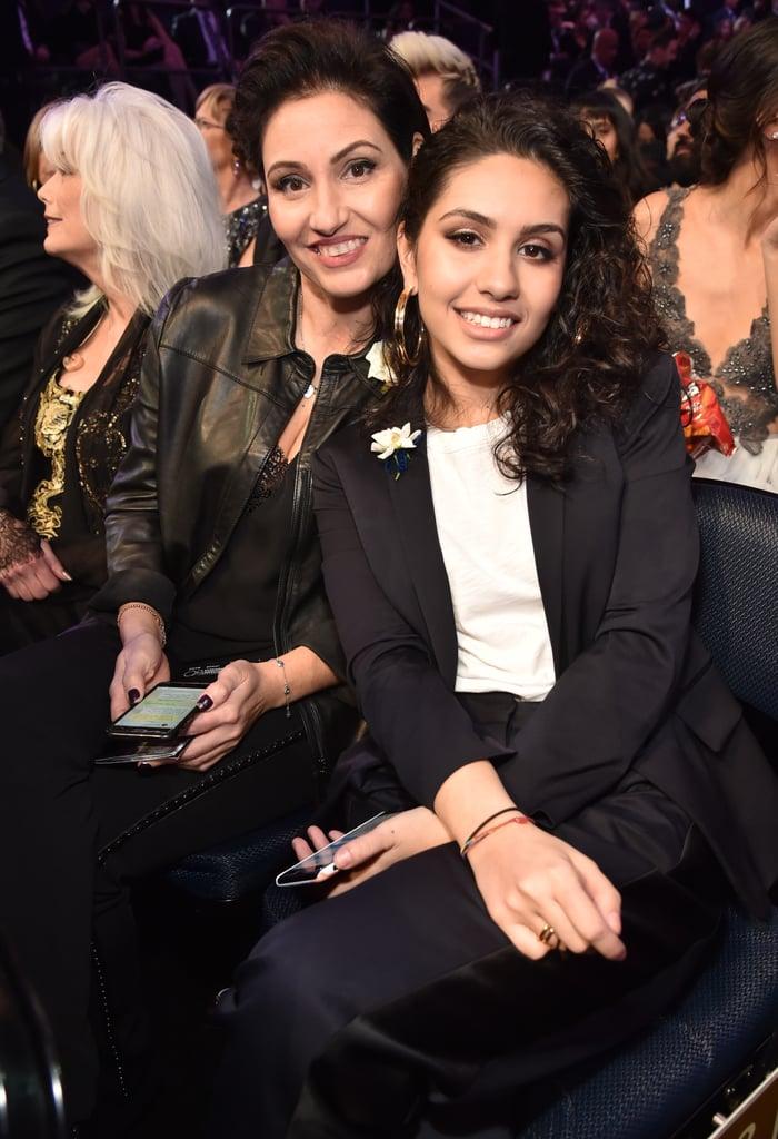 Pictured: Enza Caracciolo and Alessia Cara