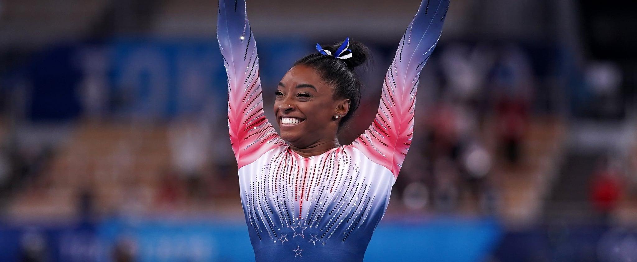 Simone Biles Wins Bronze in Tokyo Olympics Beam Final