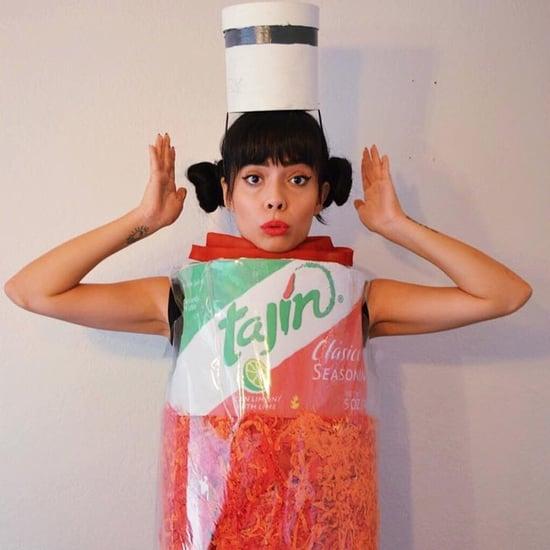 Sydney Presley's DIY Chicana Halloween Costumes