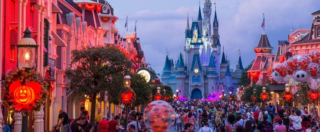 Mickey's Not-So-Scary Halloween Disney World Dates 2018