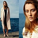 Filippa K shot its Spring campaign seaside. Source: Fashion Gone Rogue
