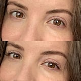 Saie Mascara Before and After