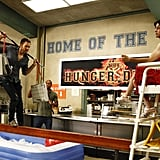 Community Season Four Pictures: The Hunger Games and Beyond