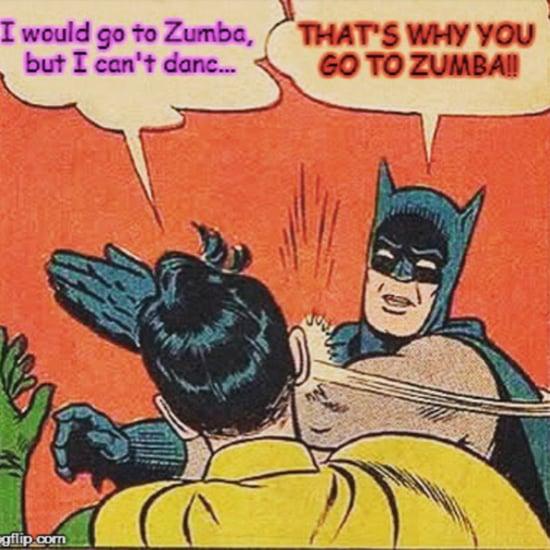 Zumba Memes