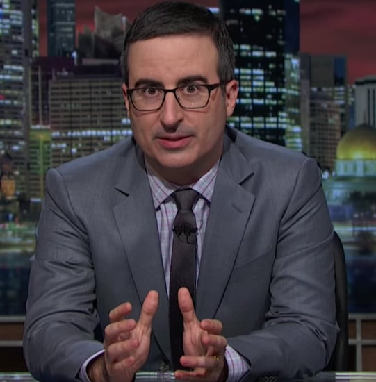 John Oliver on Hillary Clinton's and Donald Trump's Scandals