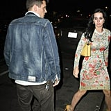 Katy Perry and John Mayer had an evening out together in NYC.