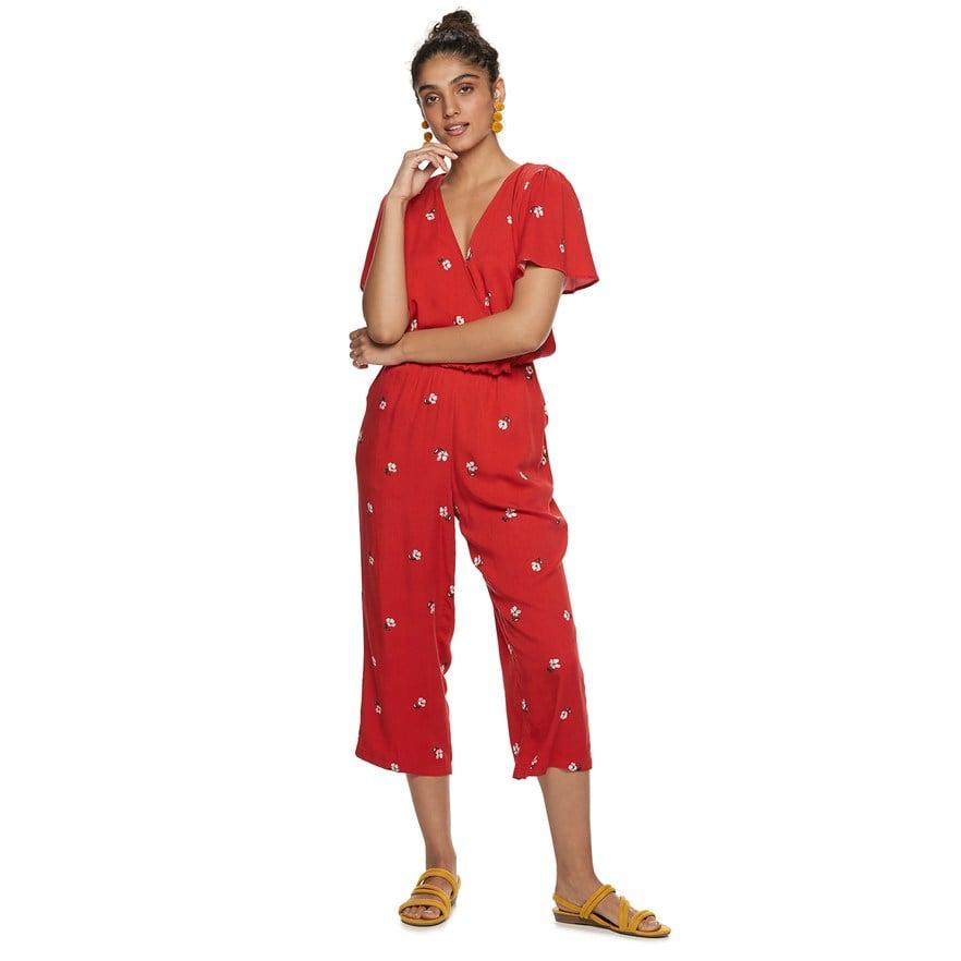 e4f5a677835c POPSUGAR Collection at Kohl's Wrap Jumpsuit | Best Jumpsuits For ...