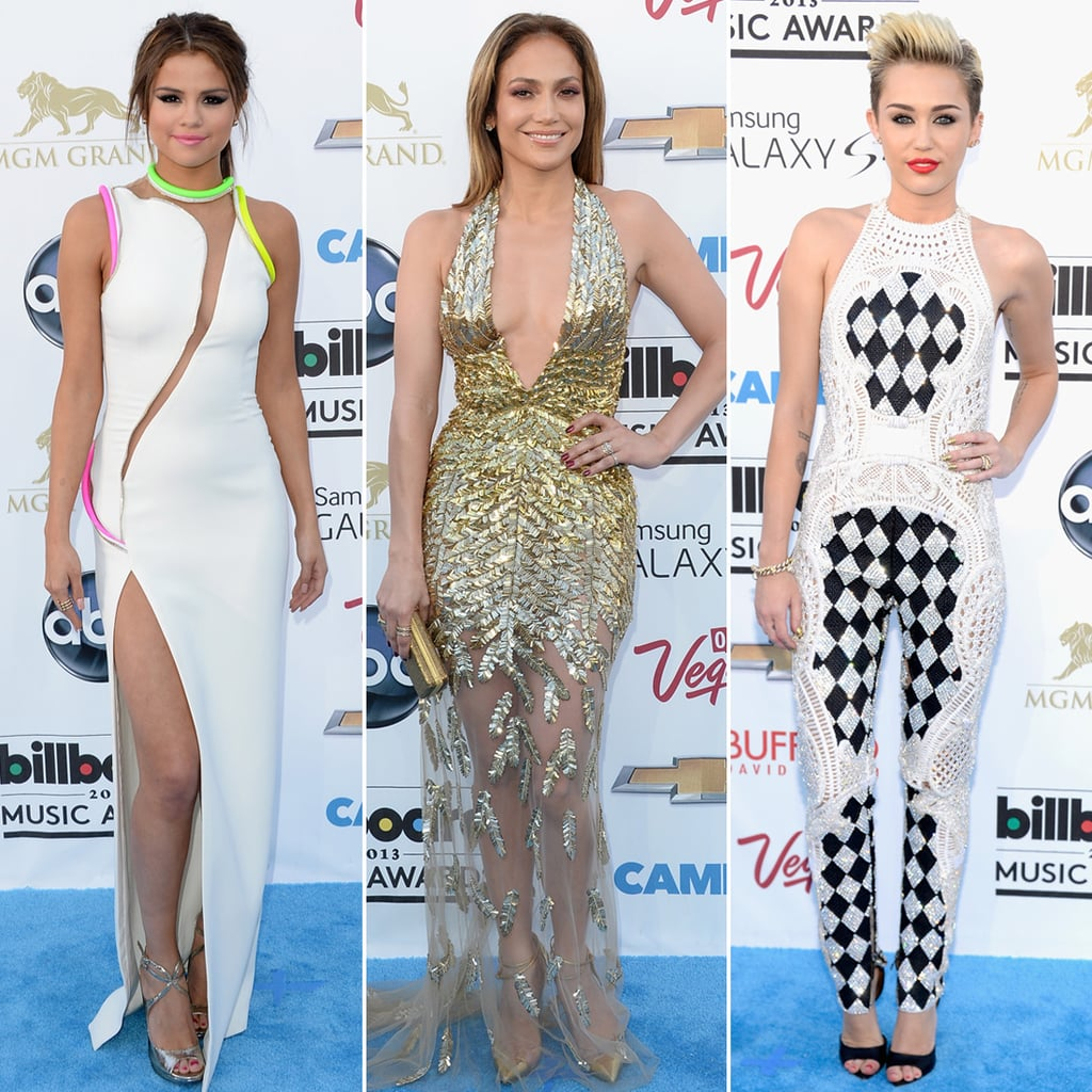 Pictures of the Red Carpet Arrivals at 2013 Billboard Awards