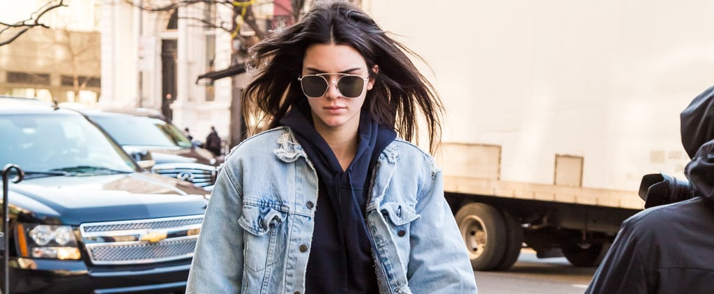 Kendall Jenner Wearing Pablo Jacket March 2016