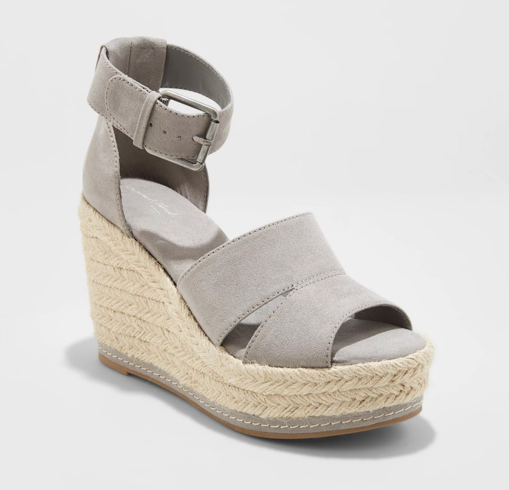 Best Sandals and Wedges at Target 2019