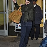 Photos of Rob and KRisten