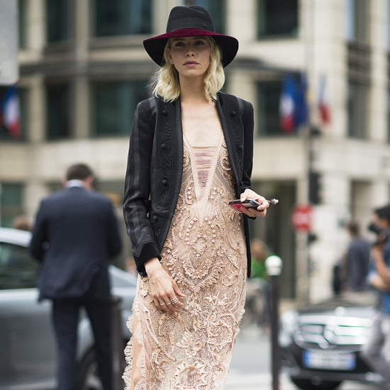 Street Style at Paris Haute Couture Fashion Week | Fall 2013