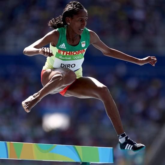 Ethiopian Runner Finishes Olympic Race After Losing Shoe