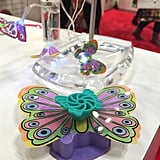 Shrinky Dinks 3D Flower Butterfly Lights
