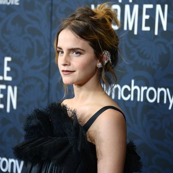 No, Emma Watson Isn't Retiring From Acting