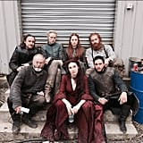 The Cast of Game of Thrones, or the Next Big Folk Band?