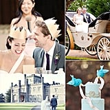 How to Throw a Fairy-Tale Wedding Fit For a Princess With two big blockbusters based on Snow White last year and now both Beauty and the Beast and Cinderella films in the works, fairy tales are making a comeback. It's clear the modern masses continue to be drawn to storybook tales of fair maidens and prince charmings. So if you are looking for some dreamy, whimsical, and outright magical wedding ideas, then take a journey through our favorite fairy-tale-inspired weddings.