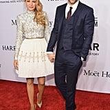 Blake Lively and Ryan Reynolds Enjoy a Glamorous Night Out at the amfAR Gala