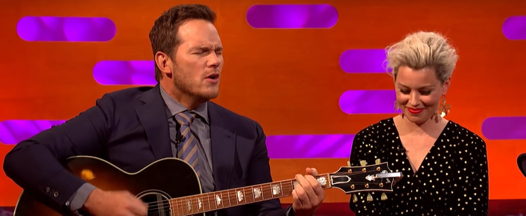 Chris Pratt Sings Everything Is Awesome as Andy Dwyer Video