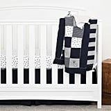 Burt's Bees Baby Honey Bee 5-Piece Crib Bedding Set