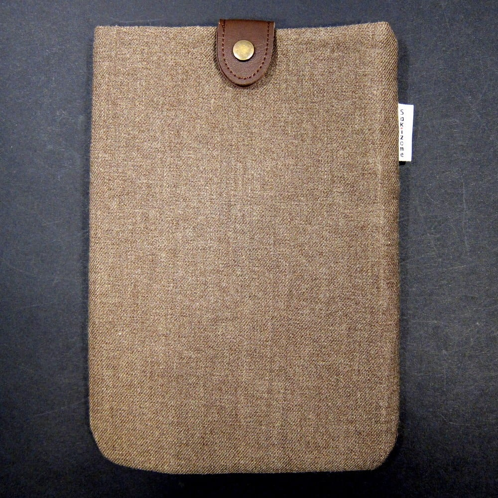 Three's a Charm: Samsung Galaxy Tab, Gabardine Case, and a Rini Bag
